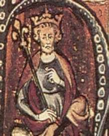 Image of King Cnut