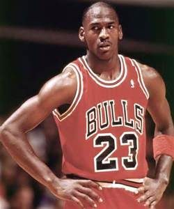 Michael Jordan, Basketball Player