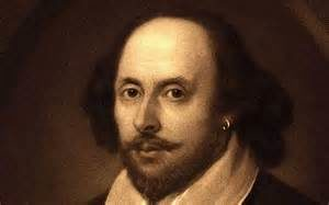 William Shakespeare, Playwright and Poet