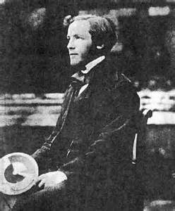 A Young James Clerk Maxwell