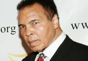Muhammed Ali in Retirement
