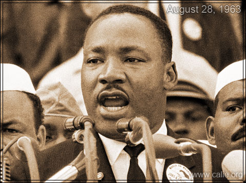 Martin Luther King, Jnr. made his famous speech on August 28th 1963