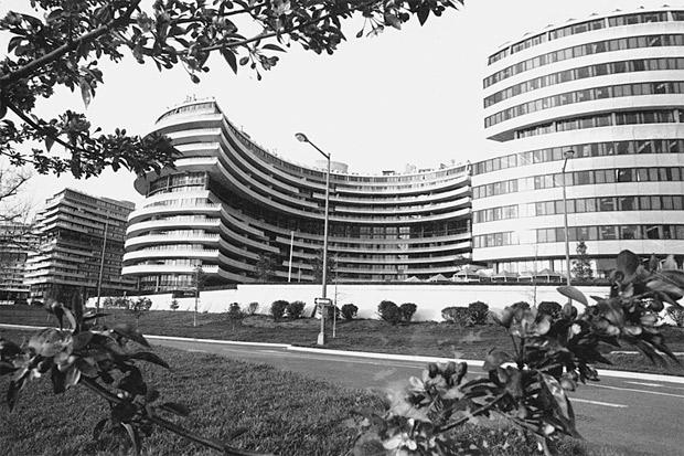 The Watergate Complex, where the break-in occurred