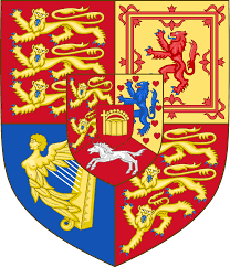 The crest of the House of Hanover