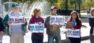 The Virginia Tech Shootings again brought America's division on gun laws into the spotlight