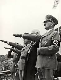 The Nazi Party came to prominence with promises to make Germany strong again