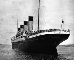 Titanic was nicknamed 'The Unsinkable Ship'