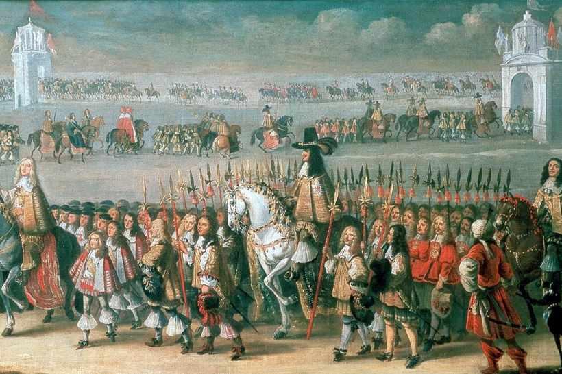 Charles II returns