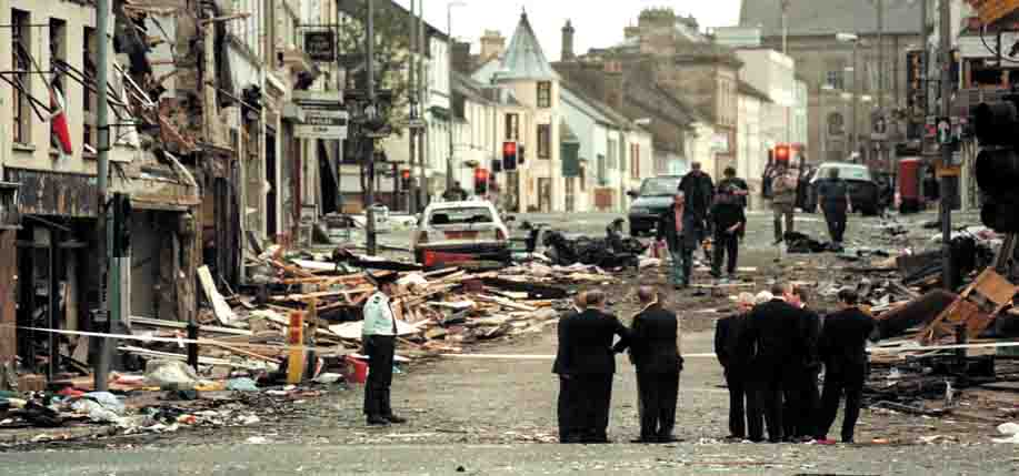 The 29 killed and 220 injured by the Omagh bombing in 1998 made it the worst terrorist incident during 'The Troubles'