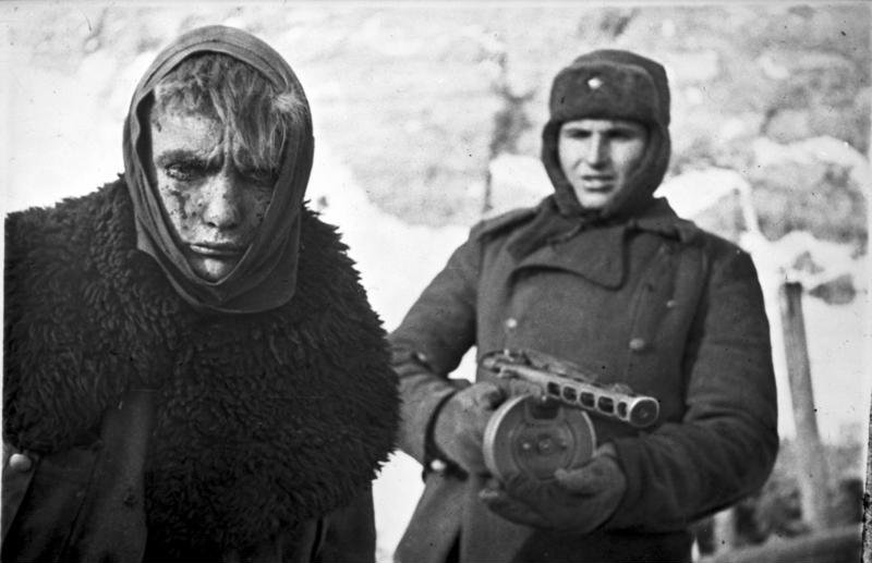 Defeat at Stalingrad was a major loss for the German army