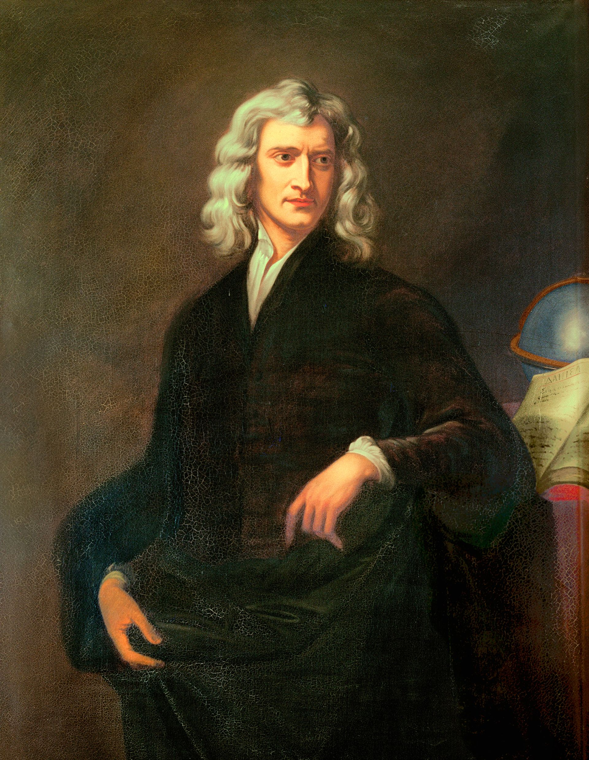Newton's discoveries revolutionised the understanding of mechanics