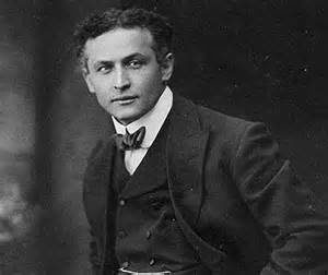 Harry Houdini, Magician and Escapologist