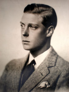 A Young Edward VIII