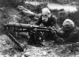 New technology, such as the machine gun, made propelled the death toll higher than any previous war
