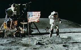 Apollo 11 landed on the moon on July 20th 1969