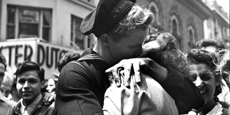 VE Day, on May 8th 1945, was the end of the war in Europe. When Japan surrendered in August, the war finally ended, nearly 6 years after it had started